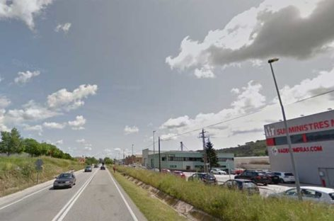 Adjudicada la construcción de dos pasarelas sobre la C-35 en Sant Celoni