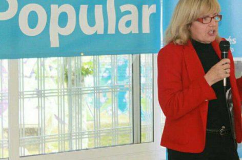 Cristina Tarrés,  compromisaria en el Congreso Nacional del PP