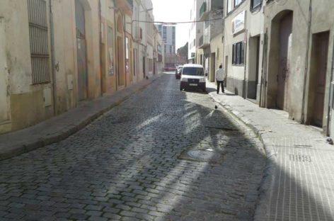 El carrer de Marià Sans de Granollers s'inclourà a la zona de vianants i serà de plataforma única