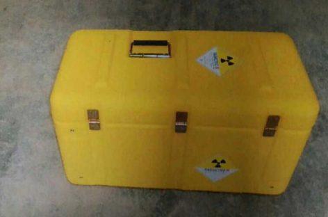 Localizado en Montcada el equipo radioactivo desaparecido en Santa Coloma