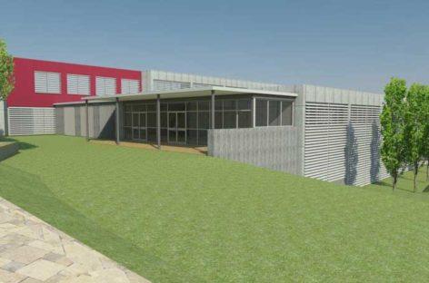 El nuevo edificio de la Escola Ginebró en Llinars estará listo en abril