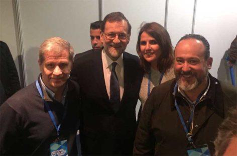Presencia vallesana en el Congreso Nacional del PP