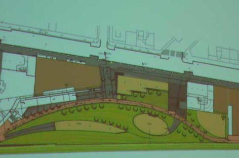 Granollers tindrà un nou parc de 12 mil metres quadrats entre la via del tren i el passeig de la Muntanya