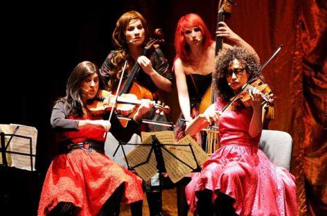 Les autèntiques dives de l'humor a Palau-solità amb Stradivarias II