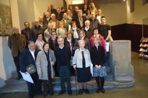 Acte d'agraïment per les donacions a l'arxiu municipal de Granollers durant l'any passat