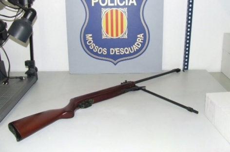 Condenado un vecino de la Llagosta por disparar y herir con perdigones a un niño y a un adulto que lo molestaban con sus ruidos