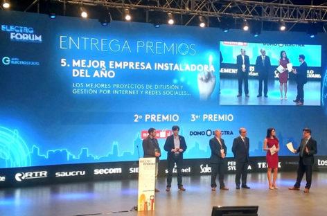 Maynou de Les Franqueses premiada como la segunda mejor instaladora de España