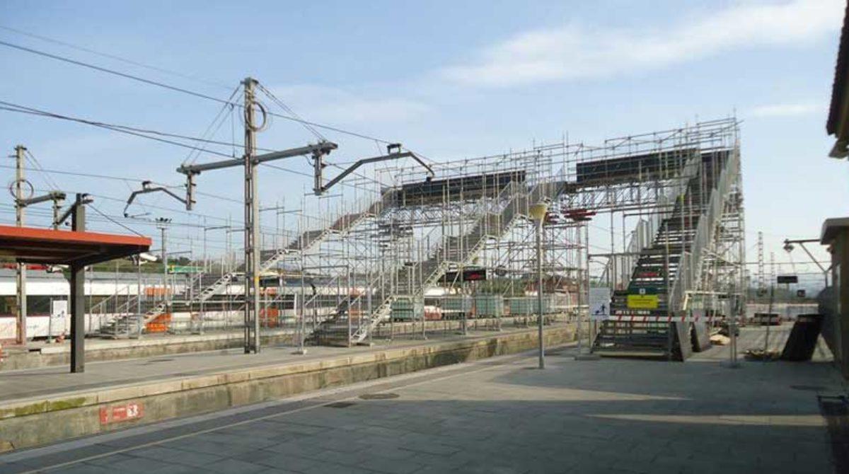 Renfe finaliza las obras de Granollers Centre con la puesta en marcha de tres ascensores