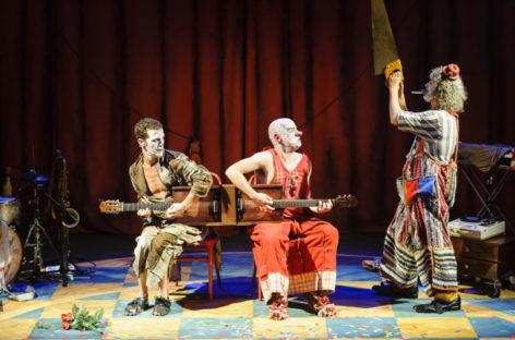 RHÜMIA el Millor Espectacle de Circ 2016 arriba a Palau-solità i Plegamans