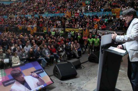 Una ANC que vota a la Búlgara decide en Granollers proclamar la independencia si no hay referéndum
