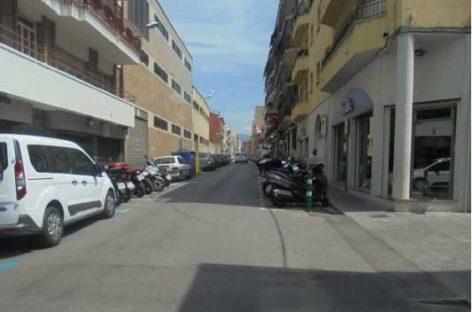 Empiezan las obras de reforma de la calle Ponent de Granollers