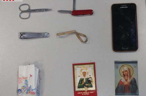 Detenidos en Granollers tres ladrones que utilizaban estampas religiosas para abrir puertas
