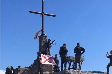 Unas maniobras militares en el Montseny despiertan las iras de colectivos independentistas