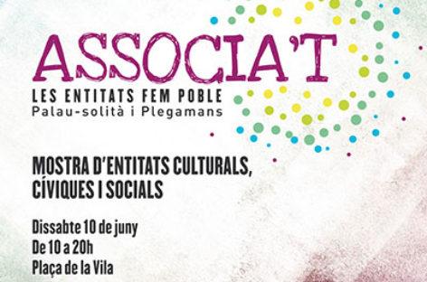 Palau-solità i Plegamans organitza la primera mostra d'entitats del poble