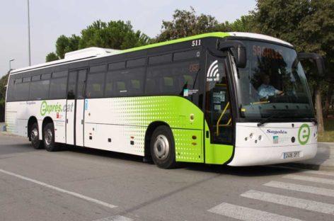 50 mujeres en paro de la comarca serán conductoras de autobús gracias a un curso de la UGT