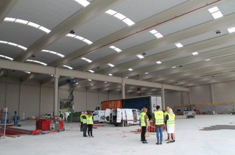 Valoritzacions Vilar amplía las instalaciones de les Franqueses con una nueva nave