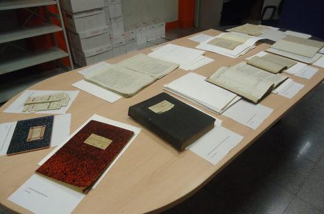 L'Arxiu de Granollers descobreix que la ciutat va tenir un camp de concentració després de la Guerra Civil