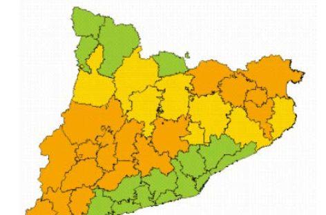 La Generalitat activa hoy el PROCICAT por ola de calor
