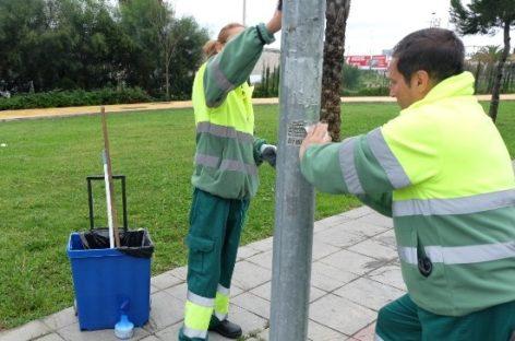 Granollers impulsará una campaña de concienciación de los costes que representan los actos vandálicos para las arcas públicas