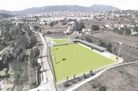 El nou camp de futbol es construirà a Palou