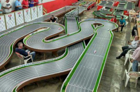 Les Franqueses inaugura la pista de slot más grande de España