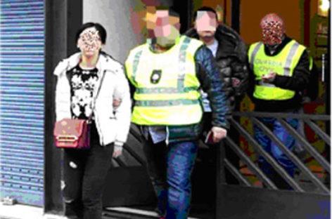 La Guardia Civil investiga a un vecino de nacionalidad china de la Llagosta por un fraude en el IVA