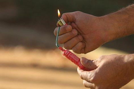 Bigues i Riells prohibe lanzar petardos y encender hogueras durante la verbena por el alto riesgo de incendios