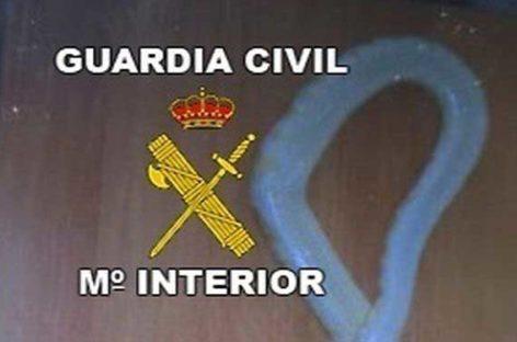La Guardia Civil investiga un vecino de Sant Feliu por enviar una serpiente pitón en un paquete contrareembolso