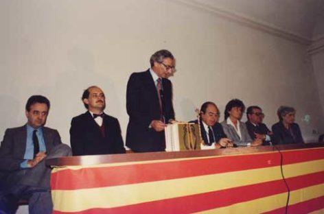 Mor als 95 anys Ramon Comas, alcalde de Cardedeu entre 1979 i 1995
