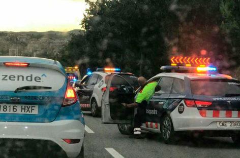 Un ciclista muere en la Ronda Nord a la altura de Canovelles