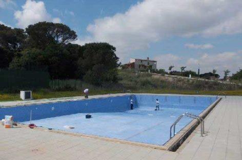 Una veintena de niños intoxicados por cloro en la piscina de Santa Agnès de Malanyanes
