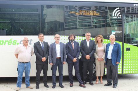 Mollet se conectará con Barcelona con una nueva línea de Bus Exprés
