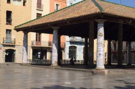 Ciutadans de Granollers pide al Ayuntamiento que sancione a los que incumplen las ordenanzas al colocar carteles