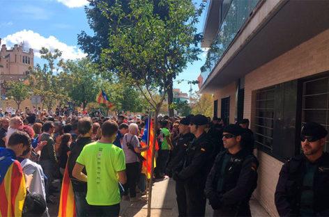 La Guardia Civil detiene en su domicilio de Les Franqueses al dirigente de ERC Josep Maria Jové