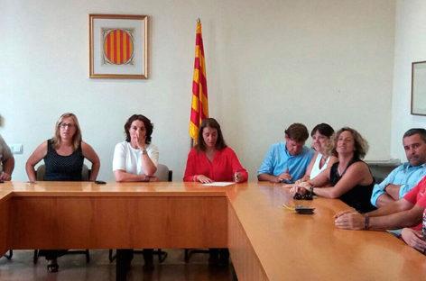 Ciudadanos de la Garriga pide un informe por si la alcaldesa ha actuado ilegalmente apoyando el 1-O