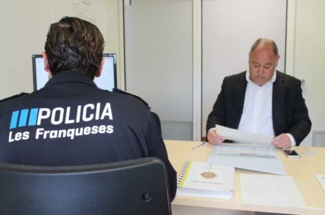 El alcalde de les Franqueses denuncia haber recibido amenazas tras dar su apoyo al 1-O