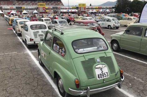 El Circuit de Montmeló entra en el Guinnes de los récords con la mayor concentración de 600 de la historia