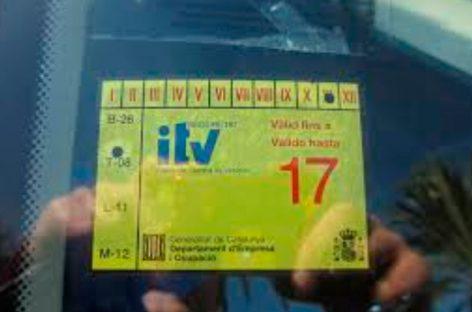 La policía de Bigues i Riells multará con 200 euros a los vehículos con la ITV caducada