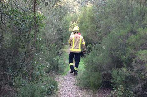 Una excursionista y dos barranquistas accidentados evacuados en Aiguafreda y Cànoves i Samalús