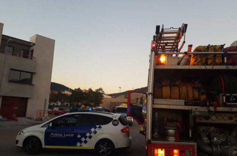 Diversos heridos leves en accidentes de tráfico en Llinars y La Garriga