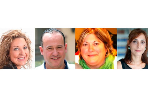 Susana Calvo (Mollet) y Jaume Gelada (Cardedeu) en la lista del PP al Parlament