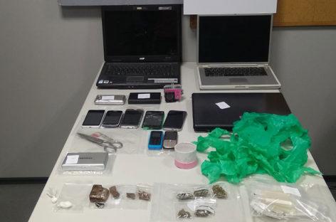 Detenido un vecino de Cardedeu que vendía droga cerca de las escuelas