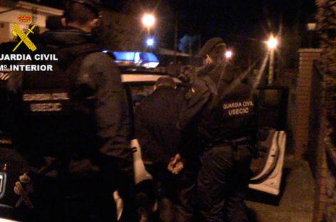 La Guardia Civil evita el asalto violento a un domicilio de Les Franqueses del Vallès
