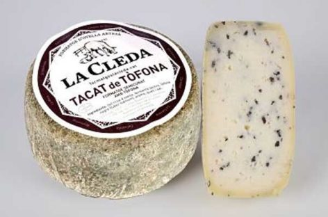 Un queso artesanal elaborado en Canovelles se coloca entre los mejores del mundo