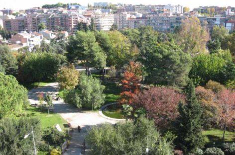 Obras para ampliar y mejorar los servicios en el parque Torras Villà de Granollers