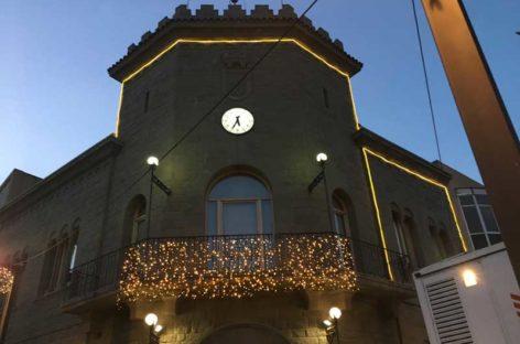 """ERC de Parets pide que no se pongan luces de Navidad mientras haya """"presos políticos"""""""
