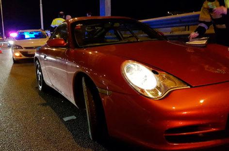 Detenido el responsable de una decena de robos en municipios del Vallès Oriental cuando escapaba en un coche de alta gama