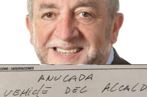 El alcalde de Aiguafreda toma represalias contra los vigilantes por una denuncia en el que se le acusa de eliminar multas a su coche