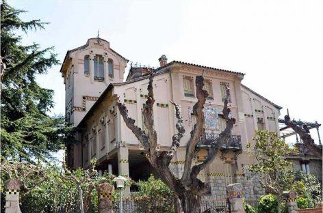 La joya de la corona del Modernismo en La Garriga, la Casa Barbey en venta por seis millones de euros