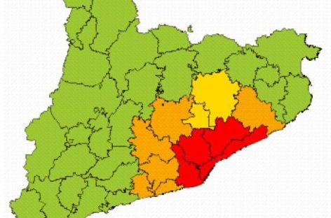Se activa el plan de emergencias por nevadas en todo el Vallès Oriental